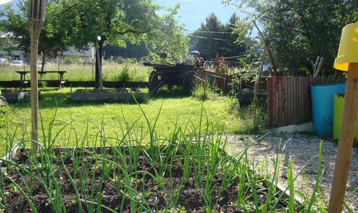 Le jardin des val'heureux