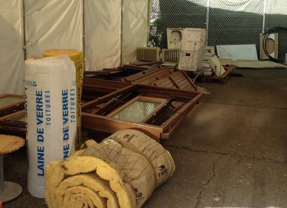 Materiaux BTP : Les Chantiers Valoristes à Drumettaz-Clarafond
